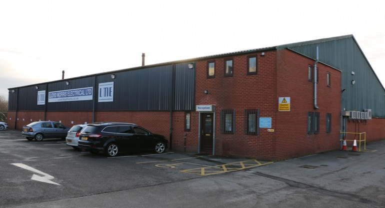 LME  move their manufacturing to larger premises….