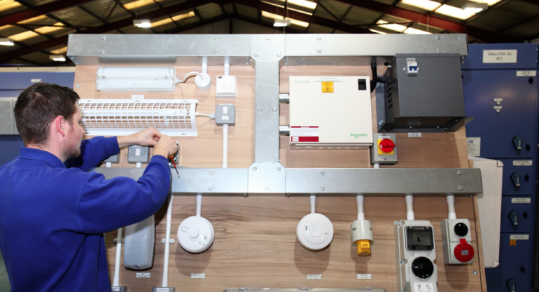 Lloyd Morris gets fit for electric opportunities